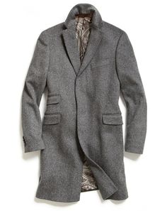 "This would be a nice alternative to my Dark Charcoal Wool coat...Look at that Lining I can see John Witherspoon saying, ""You got to COORDINATE."""