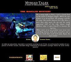 The Rveled Mystery Saurabh Chawla Myriad Tales story