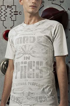 MIIP T-Shirt for man