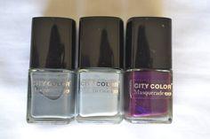 City Colors nail polish en colores brillantes. haz tu pedido en www.questra-i.com/etpn. Danos like en facebook.com/empiezatupropionegocio