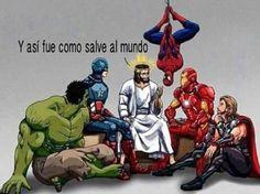 Así fue como salvé el mundo