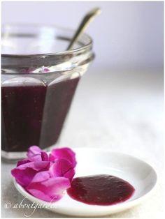 marmellata fragoline bosco e rose