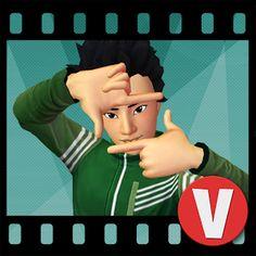 Veemee Avatar Video Permite crear increíbles mensajes animados y compartirlos con el mundo. Sólo tienes que pre-configurar un personaje, o crear uno con Veemee Avatar Creator*, y luego grabar tu voz en el teléfono.