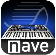 Waldorf Nave iPad Synthesizer