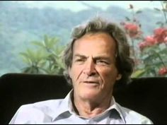 Richard Feynman - The Pleasure Of Finding Things Out. Brilliant mind, great teacher, and very honest in this video.