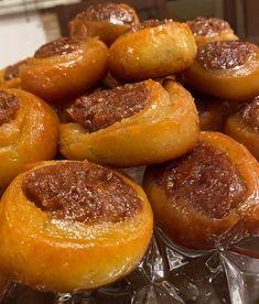 Greek Sweets, Party Buffet, Greek Recipes, Creative Food, Pretzel Bites, Recipies, Favorite Recipes, Bread, Fruit