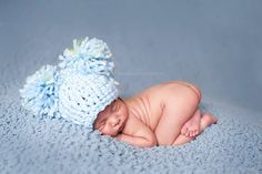 New (without tags) Never worn Handmade    Newborn Baby Girl or Boy Hat      AWESOME PHOTO PROP!! BEAUTIFUL COLORS!      Wear with supervision