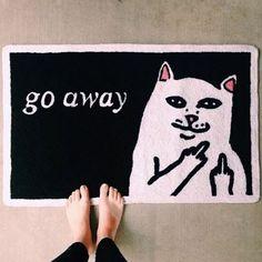 Carpete GO AWAY