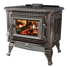 Wood Burning Stoves - Freestanding Stoves - The Home Depot