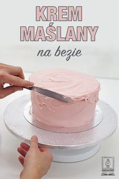 Pavlova, Fondant, Something Sweet, Baking Tips, No Bake Cake, Vanilla Cake, Cheesecake, Butter, Cooking