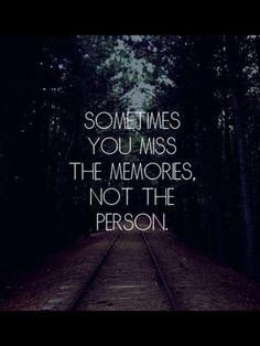 Amazing memories