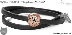ByBiehl Fall 2013 - Forget Me Not Bangle