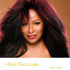 #ONYCHair sending Birthday Love to Chaka Khan.  The ultimate #ONYCBeauty who has proven to effortlessly rock the natural look.  You too can achieve the look with the Fro Out #hair Collection. Shop now >>>ONYCHair.com