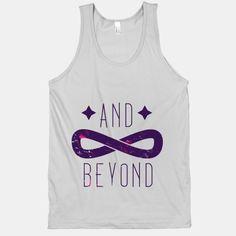 To Infinity and Beyond (half 2)
