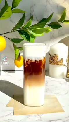 Coffee Drink Recipes, Summer Drink Recipes, Starbucks Recipes, Summer Drinks, Coffee Drinks, Vietnamese Iced Coffee, Fun Baking Recipes, Cafe Food, Dessert Drinks