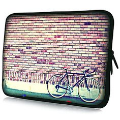USD $ 8.95 - Bicycle Pattern Pattern Waterproof Sleeve Case For 7/10/11/13/15 Laptop&Tablet, Free Shipping On All Gadgets!