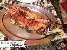 #Cucina: torna dopo una pausa una delle rubriche più seguite di BestVersilia, il ricettario dello chef Bernini! Con quale ricetta? Una trota salmonata alla brace!  #Ricette