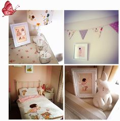 belle and boo bedroom details