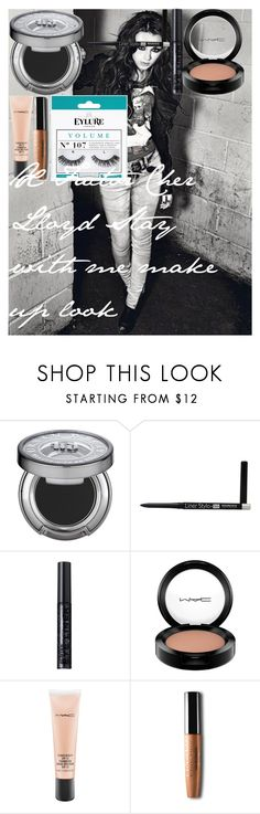 """X Factor Cher Lloyd Stay with me make up look"" by oroartye-1 on Polyvore featuring beauty, Urban Decay, Bourjois, MAC Cosmetics and eylure"