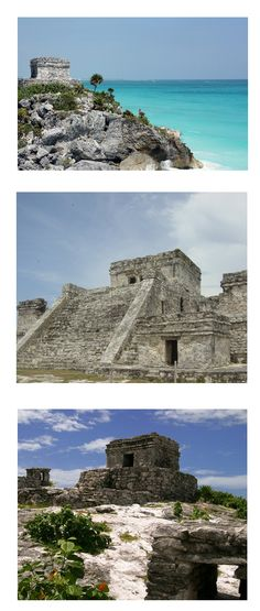 Tulum Ruins Express from Cancun. I haven't been to Cancun yet but it's on my list.