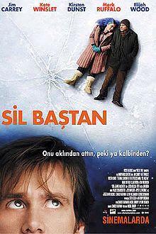 Sil Baştan - Eternal Sunshine of the Spotless Mind Movie Archive, Film Movie, Movies, Films, Eternal Sunshine, Jim Carrey, Kirsten Dunst, Kate Winslet, Drama