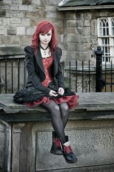 #gothic #goth graveyard