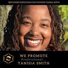 SHAY PARKER'S BEST AMERICAN PSYCHICS - Tanisia Smith is the 2016 June Psychic of the Month. Tanisia is a true professional in the field and takes her work seriously.  http://ift.tt/1ZcVwmJ  #professional #accurate #bestamericanpsychics #bap #shayparker #tanisiasmith #reiki #meditation #psychic #psychicreadings #metaphysical #spirit #spiritual #spirituality #chakra #energy #ethics #promote #promotion #professionalism #assistance #guidance #insight #intuition #instantguidance #life #healer…