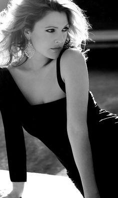 A beautiful backit b of Drew Barrymore