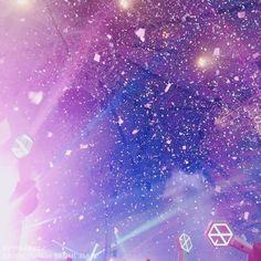 (80) Twitter Lightstick Exo, Chanyeol, Ocean Wallpaper, Retro Wallpaper, Exo Concert, Exo Lockscreen, Galaxy Background, Kim Minseok, Exo Members