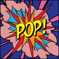 POP Exclamation by Gary Grayson