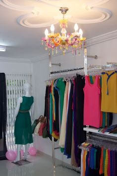 Elenore's Closet. Fashion boutique in Ghana