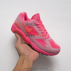 e9b4081d07 Nike Air Max 180 Comme des Garcons Pink AO4641-602