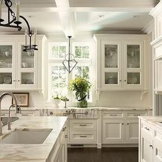 Off White Kitchen Cabinets                                                                                                                                                                                 More