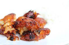 Rezepte mit Herz ♥: Honey BBQ Chicken Nuggets ♡