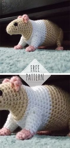 While I try to make my patterns easy to read, there are sections that might confuse a beginner. I hope you have enjoyed this beautiful crochet, the free pattern is HERE so you can make a … Crochet Animal Amigurumi, Crochet Amigurumi Free Patterns, Crochet Animals, Crochet Dolls, Free Crochet, Knit Patterns, Beginner Crochet, Scarf Crochet, Afghan Patterns