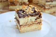 Maxi King, Polish Desserts, Cake Recipes, Dessert Recipes, Momofuku, Food Cakes, Sweet Desserts, Tiramisu, Ale