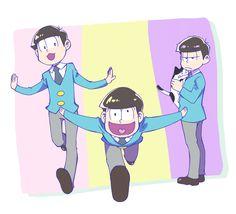 TV动画「阿松」展览会举办! - http://mag.moe/50412 #おそ松さん, #阿松 TV动画「阿松(おそ松さん)」展览会2015年3月24日~4月5日12:00~19:00(※周三休息)在東京都中野区pixiv Zingaro举办。展览会以原画等为中心,展示动画为主题的各种重要资料,人设等。