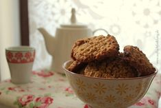 a cookie a day... oder so ähnlich... Pflaume-Apfel-Zimt Cookies http://auftuchfuehlung.de/a-cookie-a-day-oder-so-aehnlich/