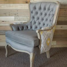 Antique chair comple