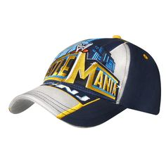 WrestleMania 29 NY/NJ Logo Hat - #WWE