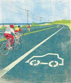 Conceptual Idea of reinterpretation lane allocation
