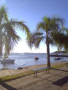 Fim de tarde em Ipanema porto Alegre