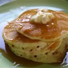 AMAZING buttermilk pancakes. So easy and delicious.