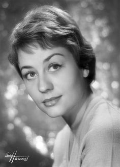 ANNIE GIRARDOT (25 October 1931 – 28 February 2011) was a three-time César Award winning French actress. She often played strong-willed, independent, hard-working, and often lonely women, imbuing her characters with an earthiness and reality that endeared her with women undergoing similar daily struggles.