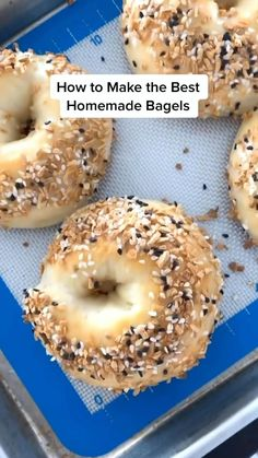 Ww Recipes, Low Carb Recipes, Baking Recipes, Bagel Recipe, Food To Make, Breakfast Recipes, Food And Drink, Favorite Recipes, Yummy Food