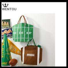 Source Wholesale Football Tote Bag on m.alibaba.com