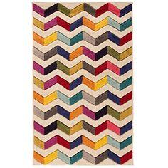 Flair Rugs Teppich Spectrum Bolero Teppich, Multi, 120x 170cm