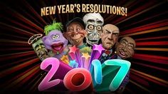 New Year's Resolutions 2017 | JEFF DUNHAM - YouTube