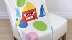 Heerlijke plaids zijn ook leuk voor in de kinderkamer, zoals deze Disney Inside Out plaid