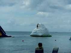 Snorkeling in Cozumel. This was our stop on shore for lunch. Maybe I can stay for the whole week next time.
